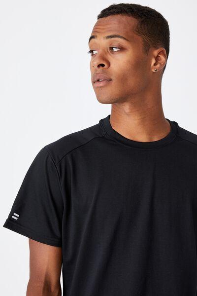Performance Active Cotton Touch T-Shirt, BLACK
