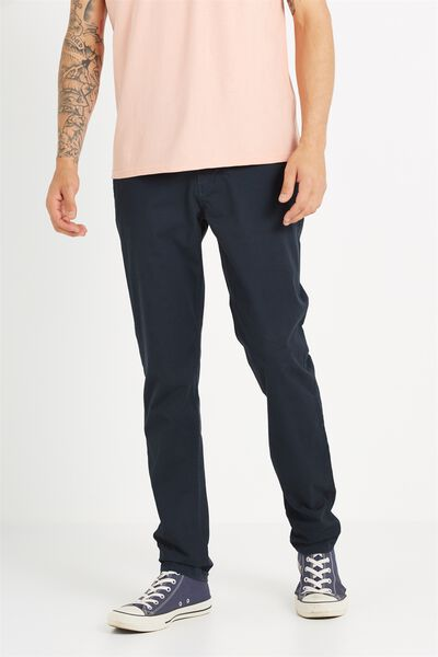 Knox Chino Pant, DARK TEAL