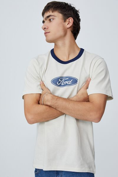 Ford T-Shirt, LCN FOR BONE/FORD - THE BEST NEVER REST