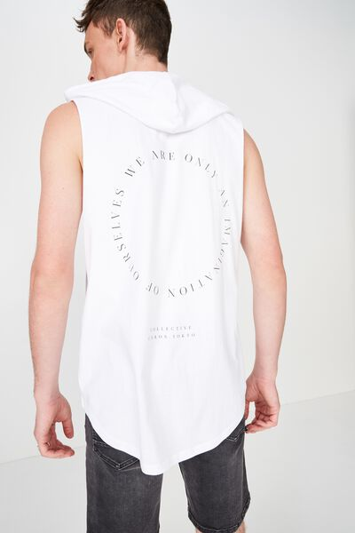 Hustle Muscle, WHITE/COLLECTIVE CHAOS TOKYO