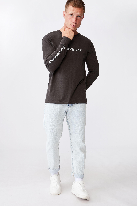 Tbar Long Sleeve T-Shirt   Cotton On