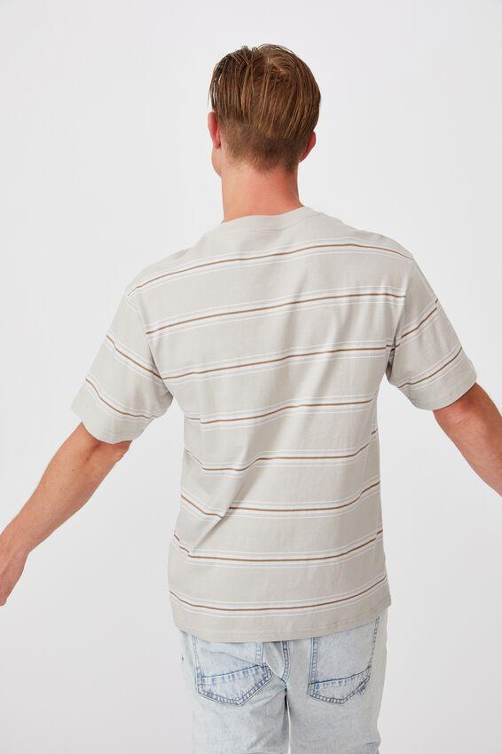 Dylan T-Shirt, SOME TIMES LIGHT SMOKE STRIPE