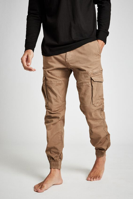 Urban Jogger, WASHED BISCUIT CARGO