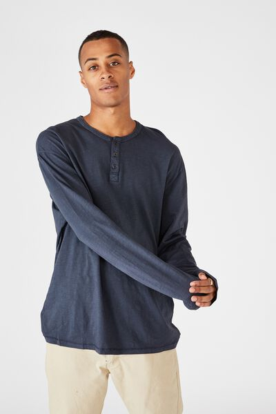 Henley Ls, TRUE NAVY