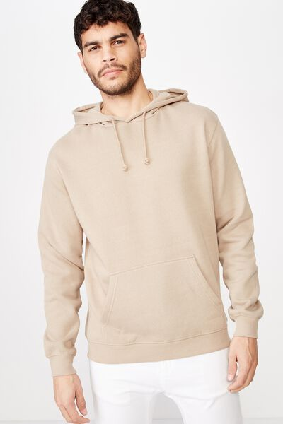 Fleece Pullover 2, GRAVEL STONE