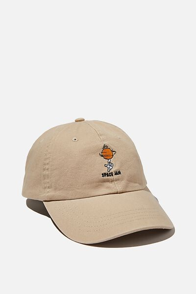 Special Edition Dad Hat, LCN WB SAND/ BUGS BALL SPIN