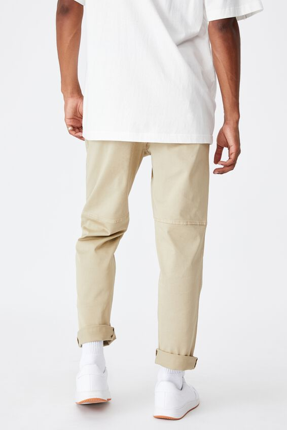 Relaxed Pant, STONE