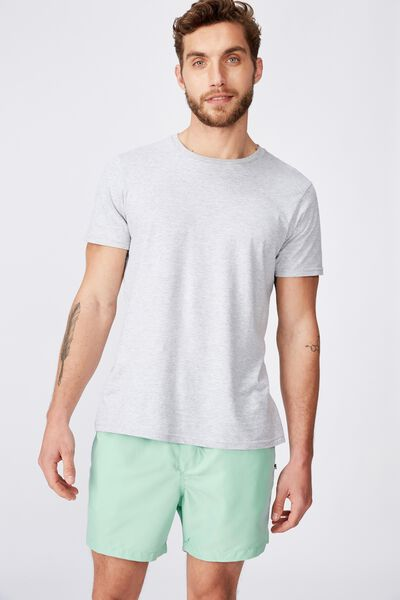 Swim Short, SEAFOAM GREEN