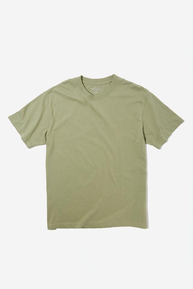 Organic Loose Fit T-Shirt, SAGE