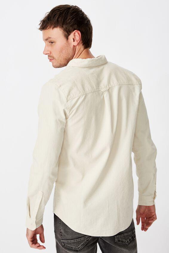Festival Long Sleeve Shirt, ECRU