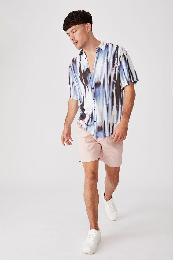 91 Short Sleeve Shirt, NO SIGNAL