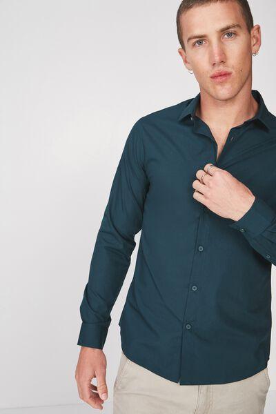 Slim Smart Shirt, BOTTLE