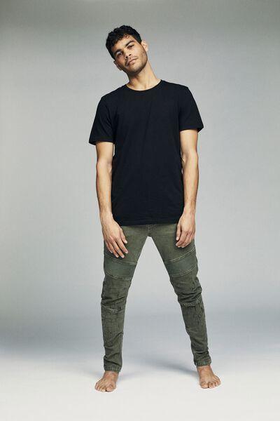 Skinny Tapered Jean, RIBBED KHAKI