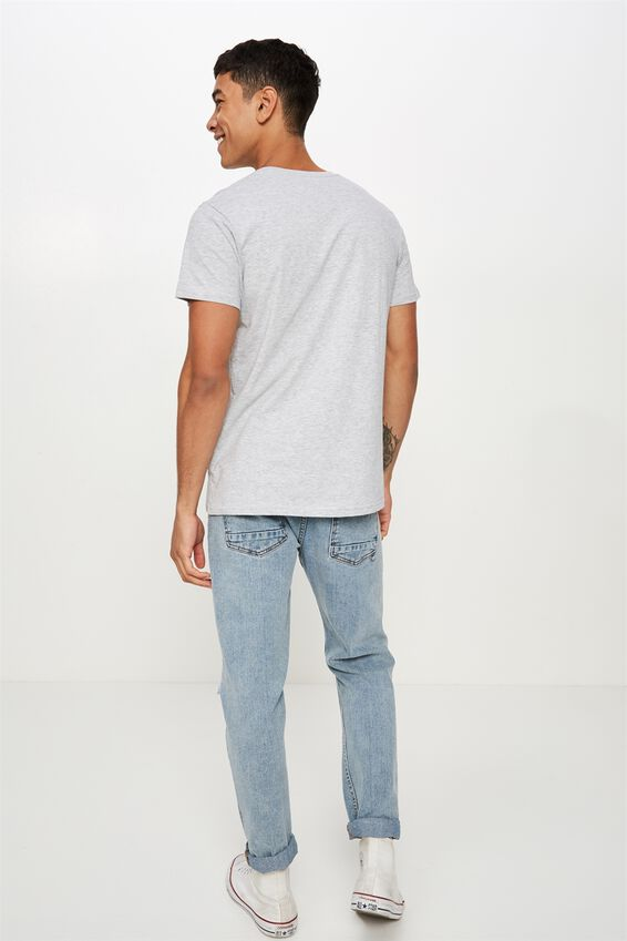 Essential Vee Neck T-Shirt,