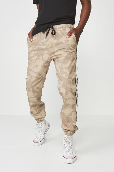 Drake Cuffed Pant, DUNE CAMO SIDE STRIPE