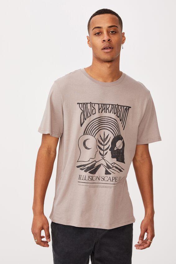 Tbar Art T-Shirt, DUSK/MYSTERY MACHINE