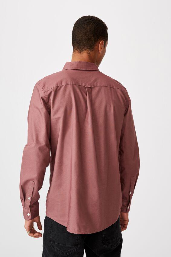 Brunswick Shirt 3, VINTAGE RED