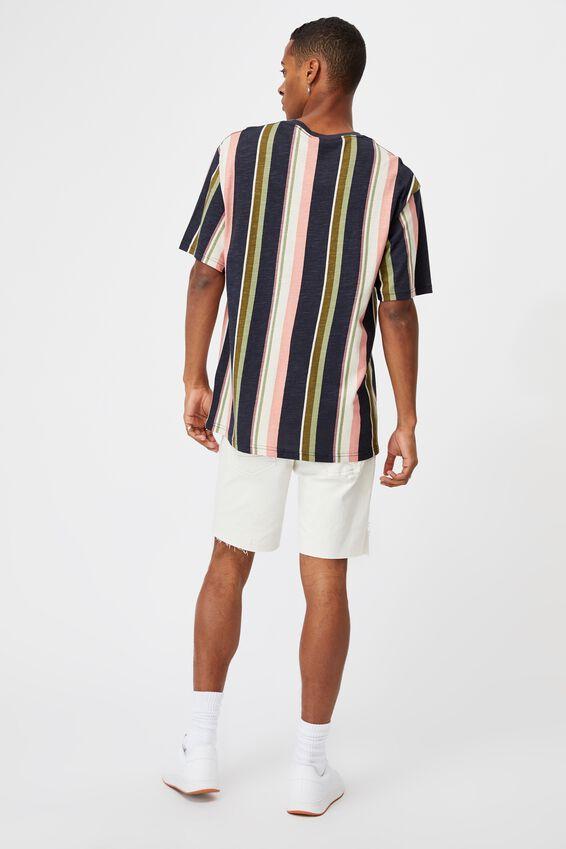 Downtown T-Shirt, NAVY WEEKEND STUDIOS STRIPE