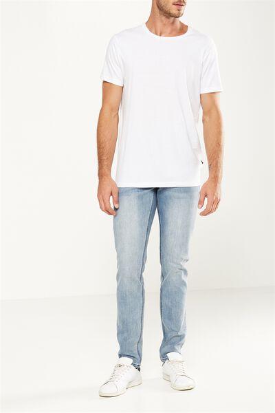 Slim Fit Jean, MAZE BLUE