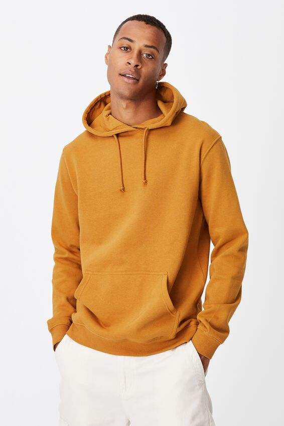 Essential Fleece Pullover, SPICE