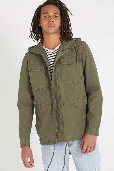 M65 Jacket, KHAKI
