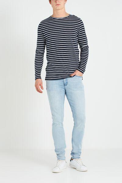 Super Skinny Jean, AXEL BLUE