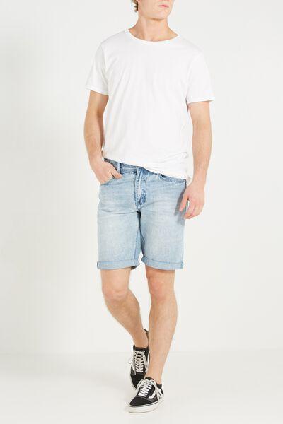 Roller Short, RIGID AXEL BLUES