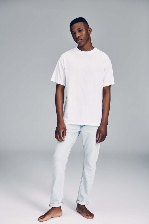 Tapered Leg Jean, BROOKLYN BLUE