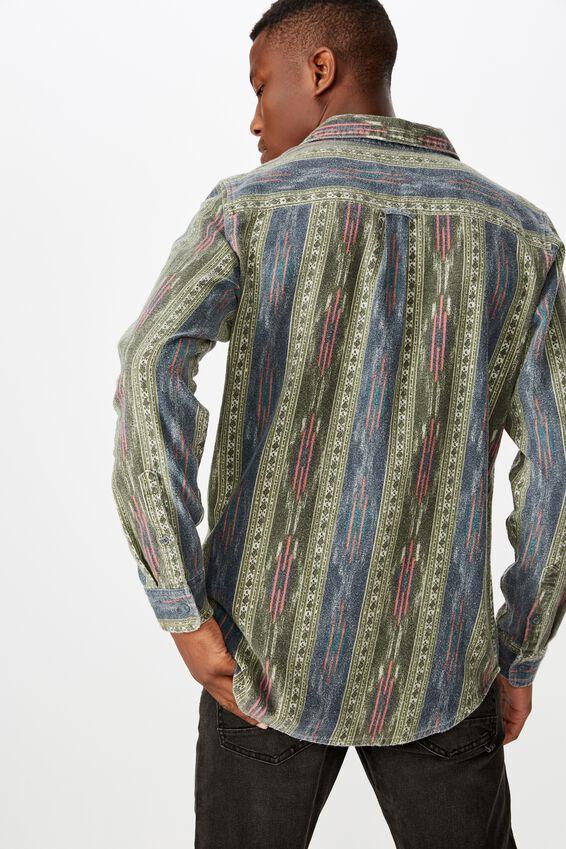 Festival Long Sleeve Shirt, CABO