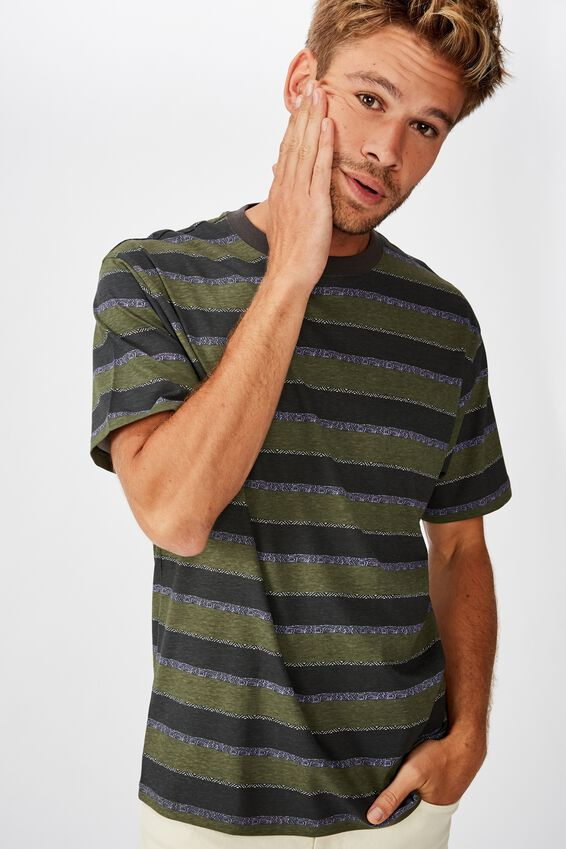 Dylan Tee, RETRO WIDE STRIPE