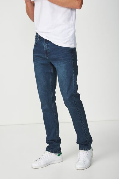 Slim Fit Jean, NIGHT FALL BLUE