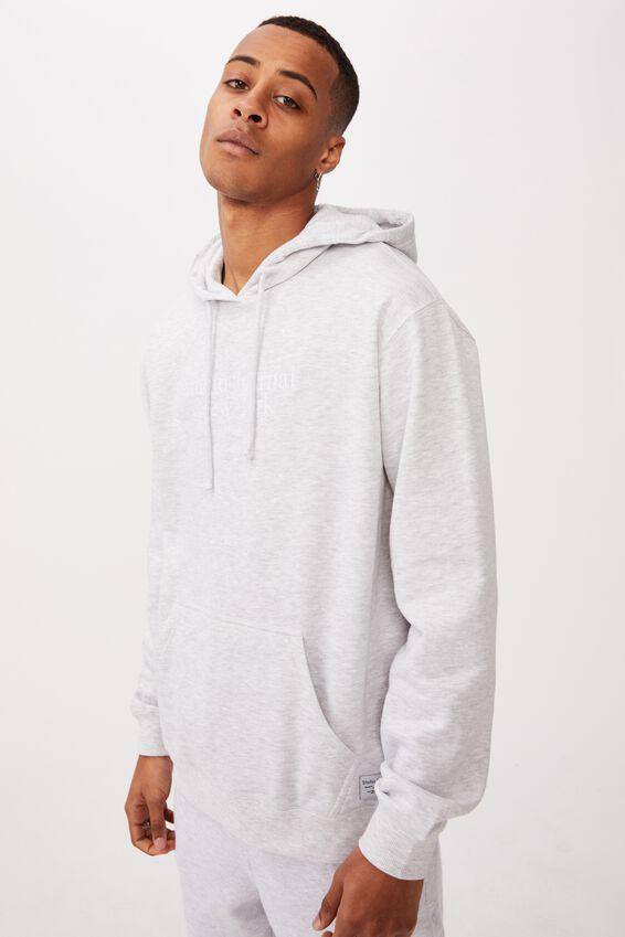 Fleece Pullover 2, WHITE MARLE/STUDIO JOURNAL