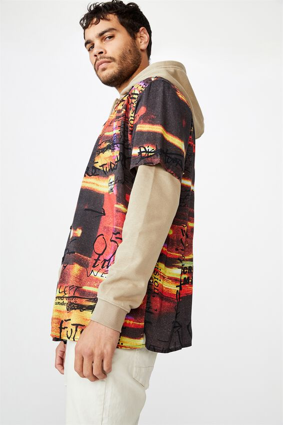Short Sleeve Street Shirt, MAX