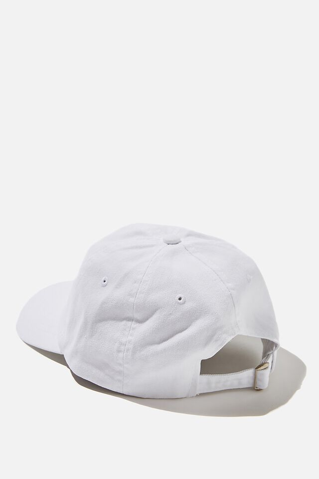 Special Edition Dad Hat, LCN WB WHITE/TUNE SQUAD LOGO