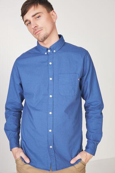 Brunswick Shirt 3, ROYAL