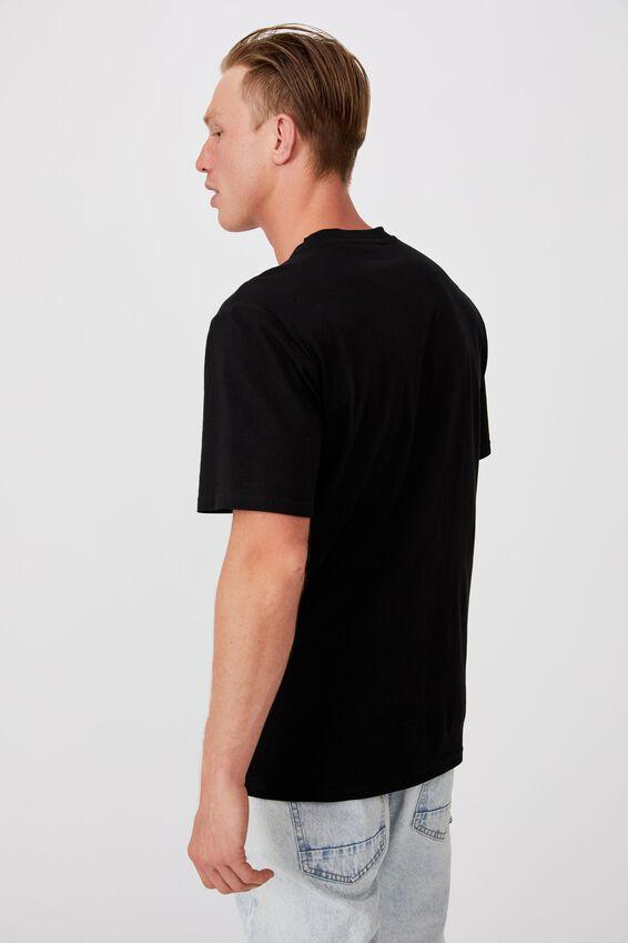 Tbar Collab Movie And Tv T-Shirt, LCN MIR BLACK/SCREAM-CASEY BECKER