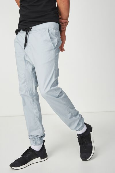 Drake Cuffed Pant, CHALK BLUE