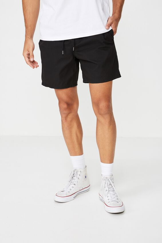 Hoff Short, TRUE BLACK