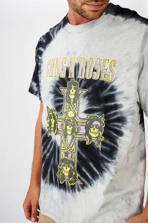 Special Edition T-Shirt, LCN PRO WASHED BLACK/RHCP-ONE HOT MINUTE