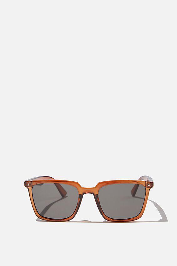 Newtown Sunglasses, TOFFY/SMOKE