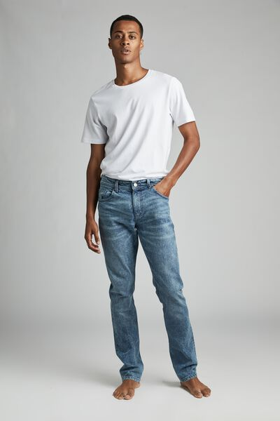 Super Skinny Jean, Harbour Blue
