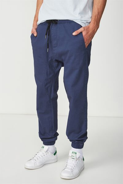 Drake Cuffed Pant, DUSTY NAVY