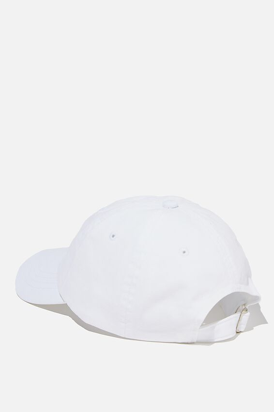 Special Edition Dad Hat, LCN STR STREETS/BUBBLE O BILL/WHITE