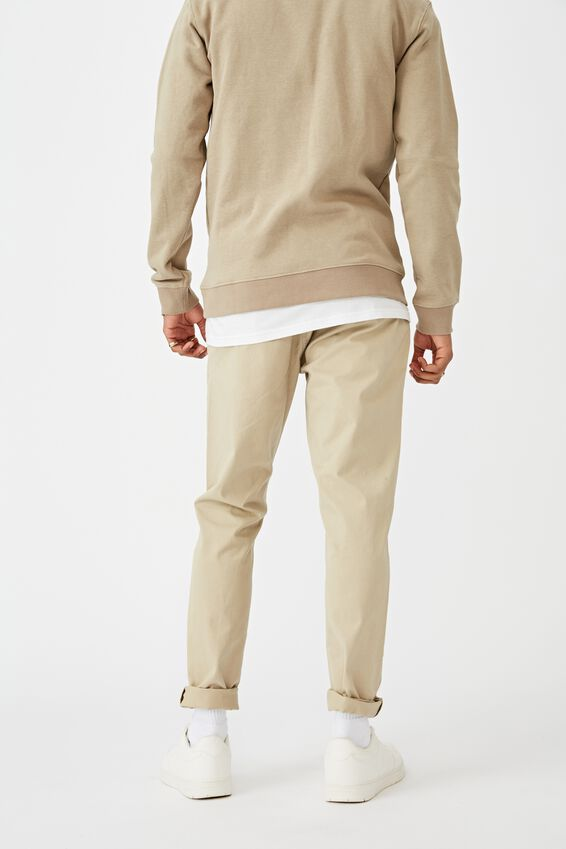 Skinny Stretch Chino, WASHED STONE