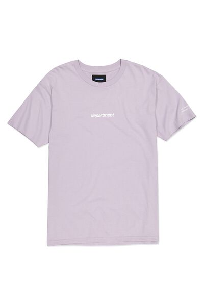Ae Dylan Tee, HAPPY LAVENDER/DEPARTMENT BOX