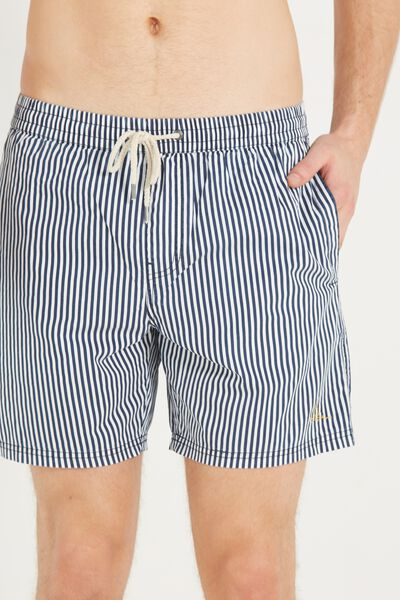 Kahuna Short, NAVY/ WHITE PORTSEA STRIPE