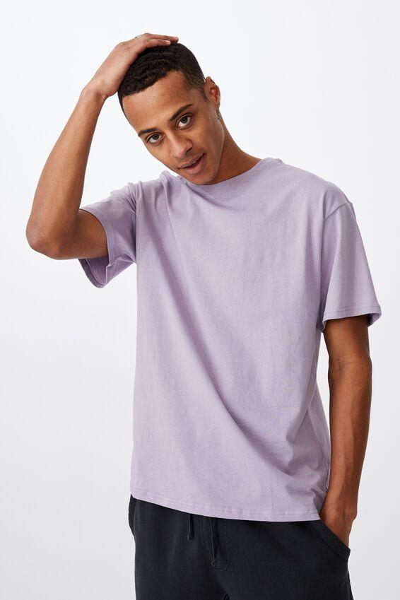 Essential Skate T-Shirt, HAPPY LAVENDAR
