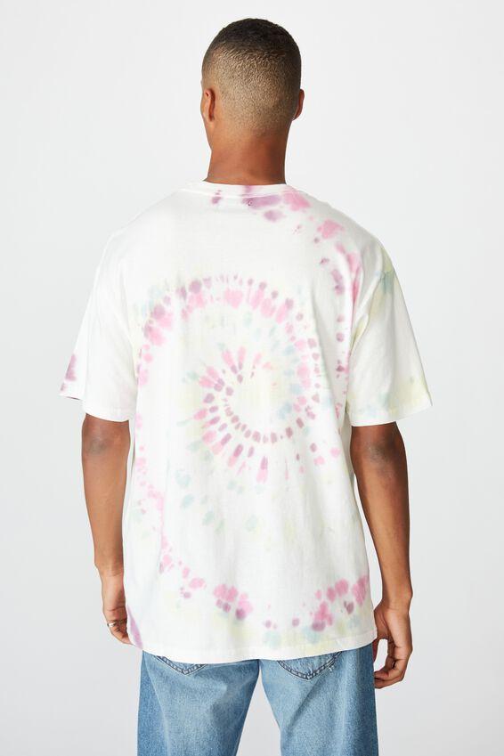 Festival T-Shirt, KALEIDOSCOPE WHITE