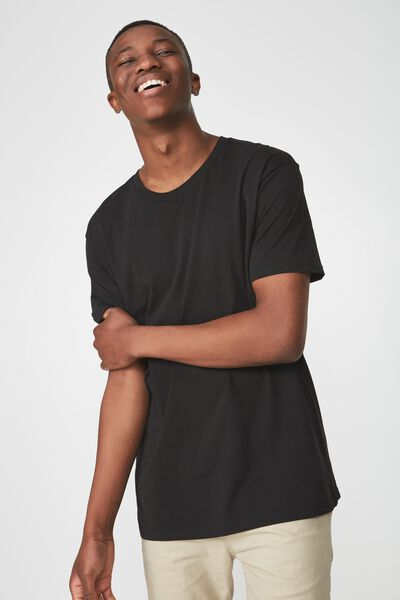 Essential Skate Tee, BLACK