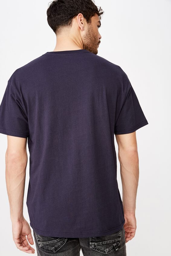 Essential Skate Tee, INK NAVY